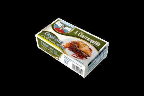 chipirones rellenos en aceite de oliva rr-125