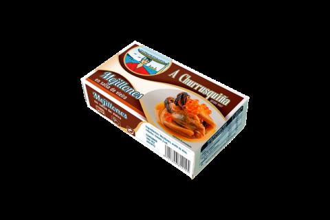 mejillones fritos en salsa de vieira rr-125
